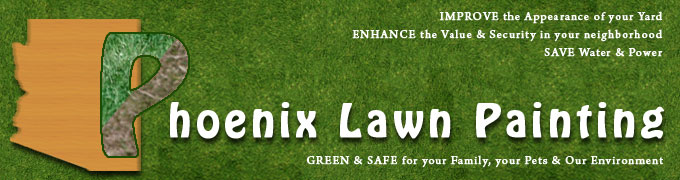 Go Green Grass & Lawn Painting